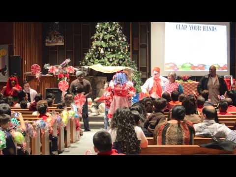 A HOMELESS CHRISTMAS