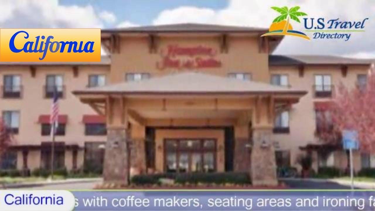 Hampton Inn Suites Windsor Sonoma Wine Country Hotels California