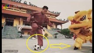 Đội bóng Táo quân 2018 phiên bản đỉnh như U23 Việt Nam : Phim Hài  tết bóng đá