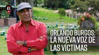Conozca a Orlando Burgos,  el nuevo coordinador de la Mesa Nacional de Víctimas - El Espectador