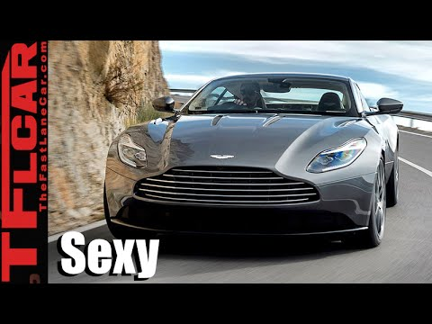 2017 Aston Martin DB11: Everything You Ever Wanted to Know