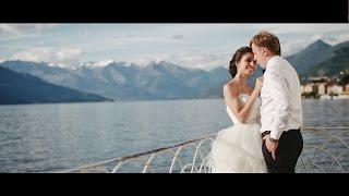 Свадьба в Италии. Озеро Комо. Wedding Day