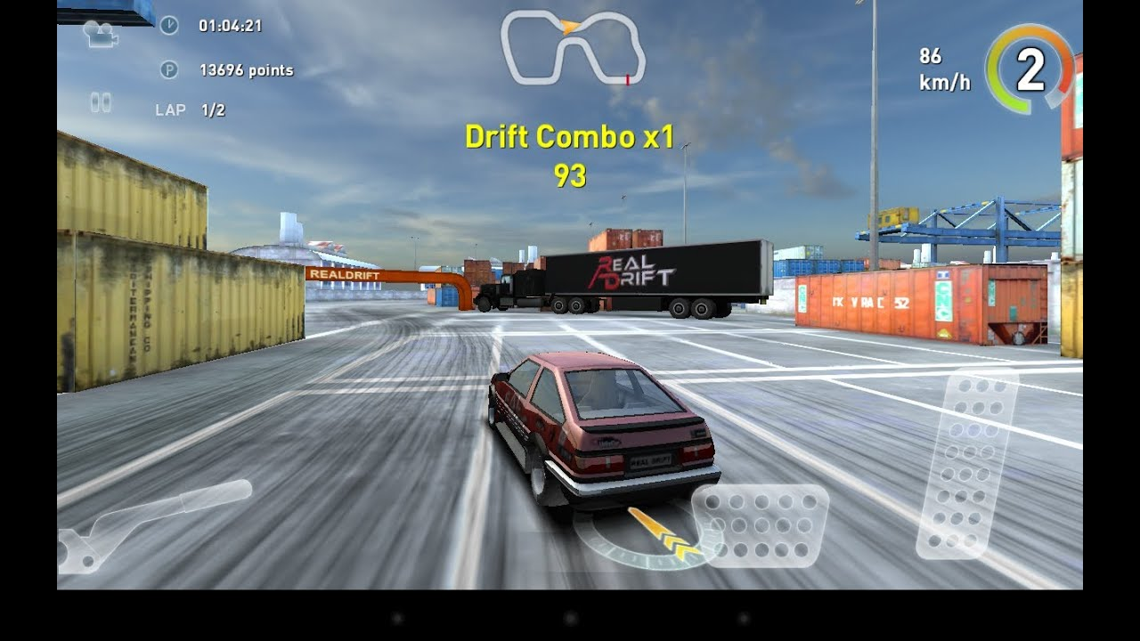 Real Drift Car Racing Youtube