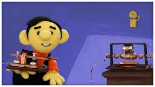 "Great Innovators: ""Marconi and the Radio,"" by StoryBots"