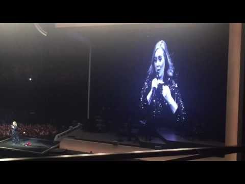 Adele - Live Antwerp 13 June 2016 - Extended- Link below for finale!! No copyright intended