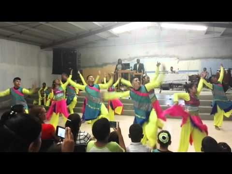 Hear Your Call In The Dark. By NJR Dance Ministry