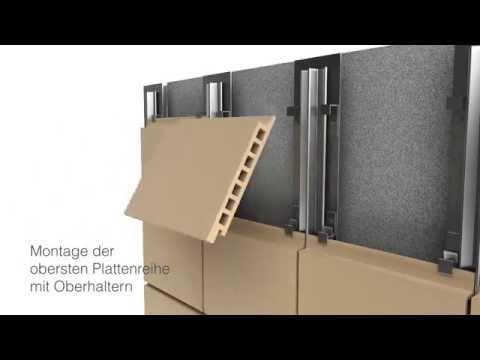 Bahnam Ceramigres - Argeton Terracotta Ventilated Facade System