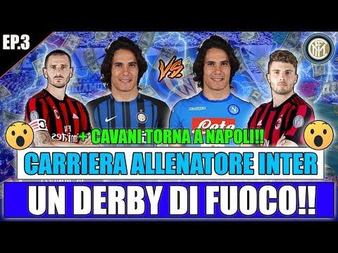 UN DERBY DI FUOCO!! + CAVANI TORNA A...