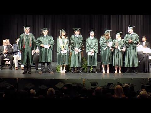 Mountain Education Charter High School Graduation 2018