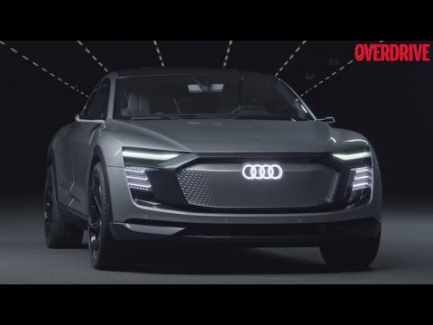 Audi e-tron Sportback Concept from Auto Shanghai 2017 headed for 2019 launch