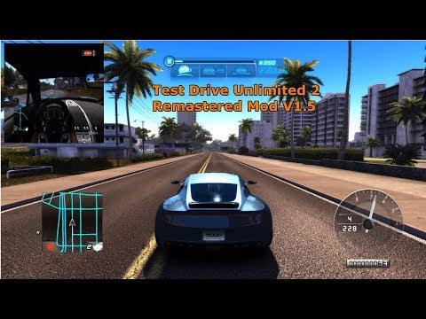 Test Drive Unlimited 2 #2 - Remastered Mod V1.5