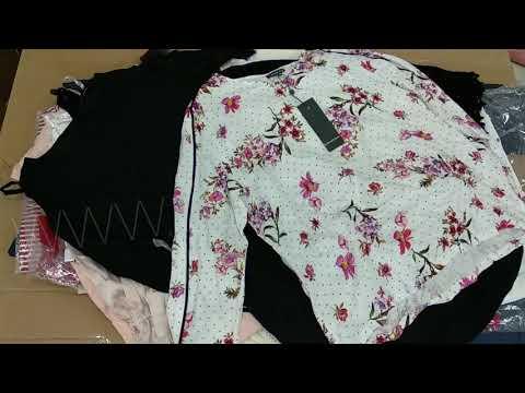 Одежда оптом Brand Mix сток осень-зима 11,9 €/кг лот #200