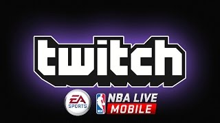 NBA Live Mobile LIVESTREAM WE ARE LIVE!!!