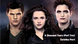 A Thousand Years Pt 2 - Christina Perri (feat. Steve Kazee)