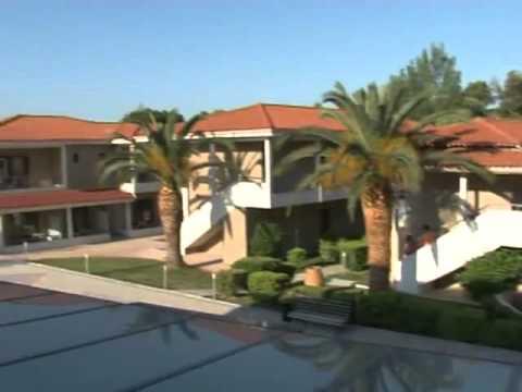 Grčka Leto 2016, Hotel Lagomandra Beach