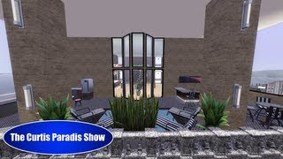 The Sims 3 - Building a Modern Studio Loft(A simple modern home high above Bridgeport. Subscribe ▻ http://dft.ba/-SubscribeNOW Website ▻ http://thecurtisparadisshow.ca Download This Building ..., 2012-06-03T01:12:21.000Z)
