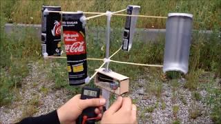 How to Make Vertical Wind Generator