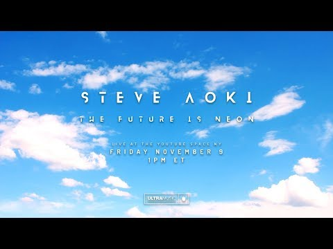 Steve Aoki Live @ The YouTube Space NY