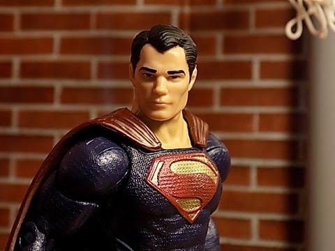 DC Comics Multiverse Batman v Superman TRU Exclusive SUPERMAN 6 Inch Figure