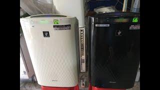 Chia sẻ kinh nghiệm chọn máy lọc không khí Sharp hàng nhật bãi
