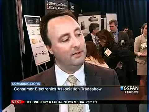 The Communicators: Consumer Electronics Association Fair