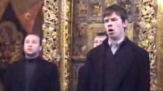 Russian Orthodox Choir, Sacred Russian singing Chesnokov