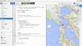 Custom Interactive Maps with the Google Maps API 16 Geocoding