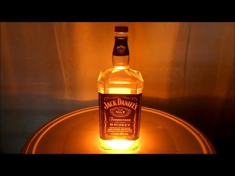 Lampe Jack Daniel S Par Vic Youtube
