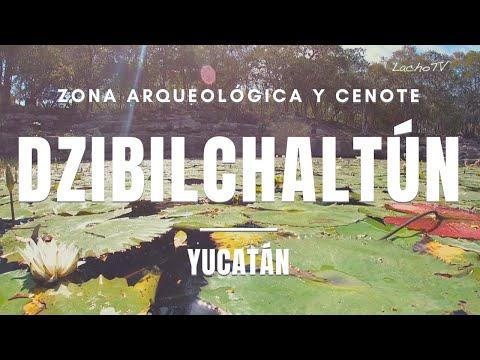 Zona Arqueológica de DZIBILCHALTÚN | YUCATÁN