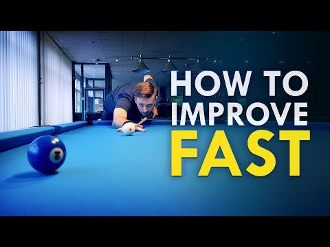 Tips In Pool That Will Improve Your Game Fast