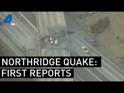Northridge Earthquake (1994) | First Reports | NBCLA