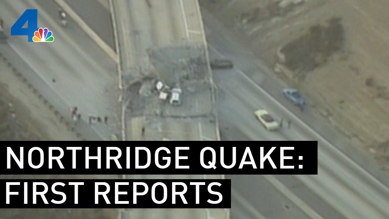 Magnitude-3.6 quake shakes San Fernando Valley