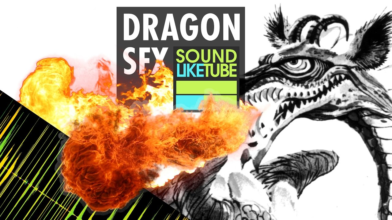 dragon sound effects royalty free scream fire breath sounds
