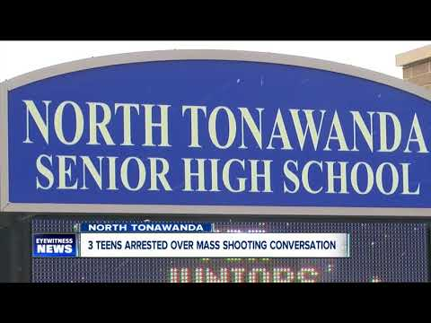 Three North Tonawanda students charged with making terroristic threat