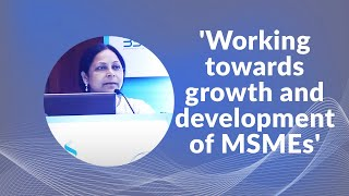Working towards growth and development