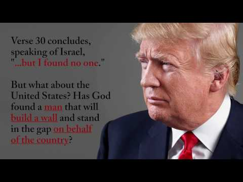 Must See! Yes! God confirmed Donald Trump's Presidency? (Updated 11/12/16)