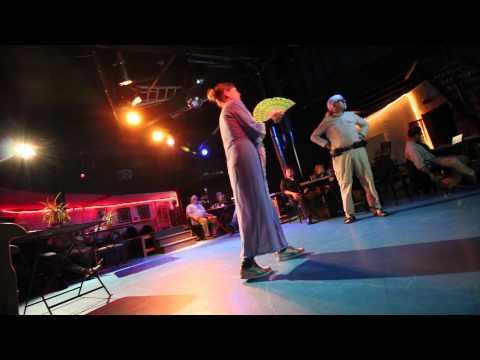 SHAKESPEARE KARAOKE - HAMLET 1 (short cut) at Mike's Badhuistheater