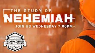 Wednesday Service | Nehemiah 4
