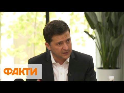 Для прекращения огня на Донбассе необходима личная встреча с Путиным – Зеленский