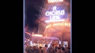 Chorus Line   finale   Opening Night