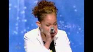 Butterscotch on Americas Got Talent