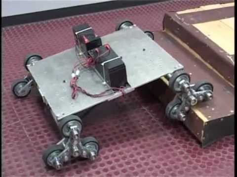 Stair Climbing Robot Youtube