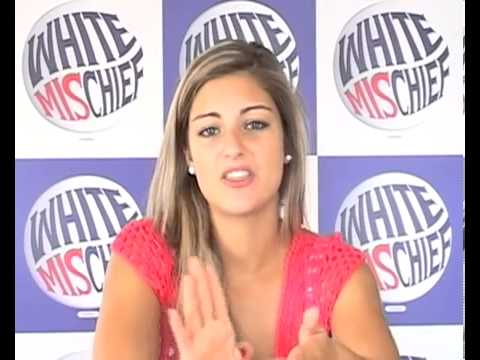 White Mischief Question Ask To Nadine Theron - What do you like about India_