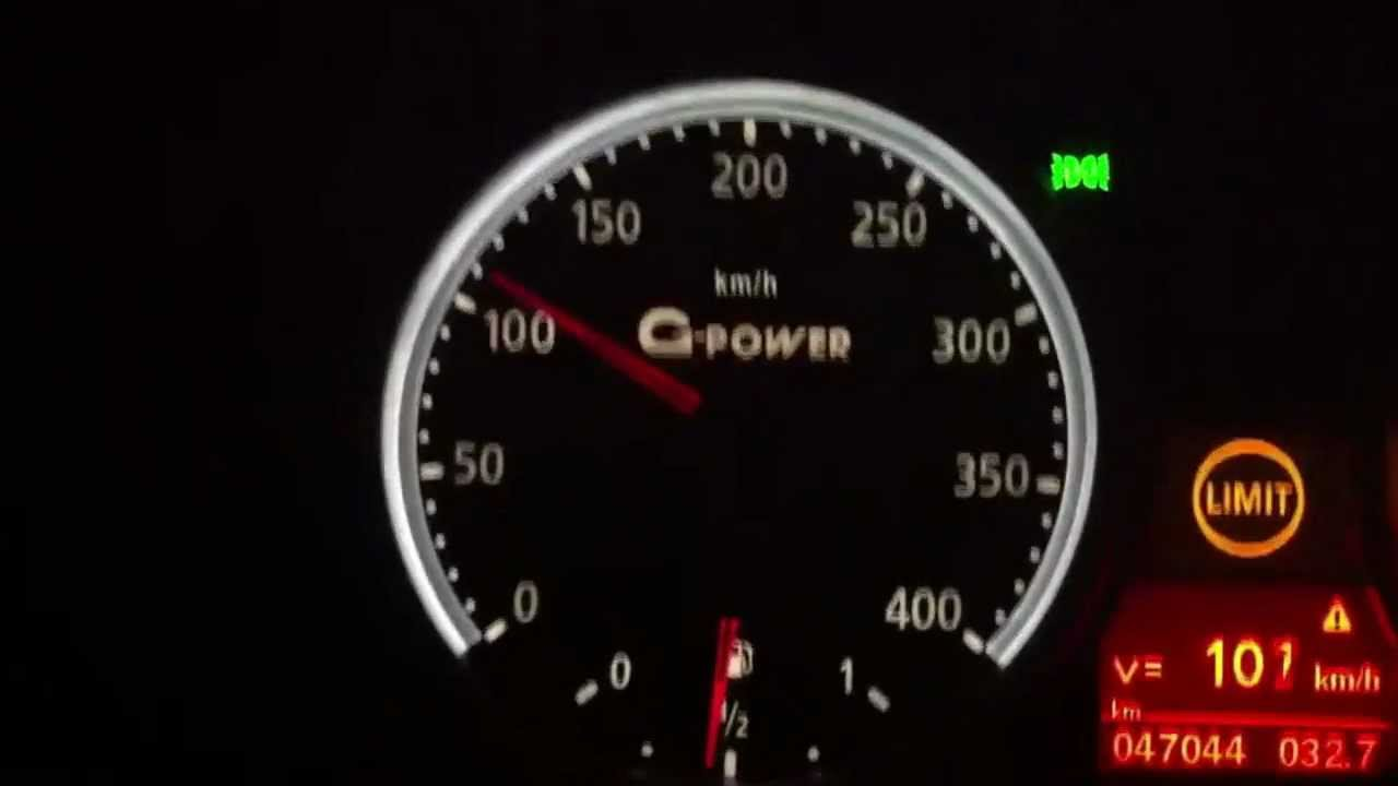 Bmw Speed Limit Info Auto Bild Idee
