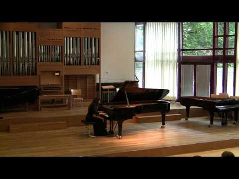 Lowell Liebermann - Gargoyles Op.29 - Yulia Miloslavskaya