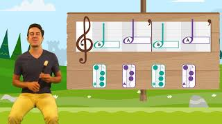 Video Recorder Prodigies: Learn G, A & B Recorder Lesson  From The Prodigies Music Curriculum download MP3, 3GP, MP4, WEBM, AVI, FLV Oktober 2018