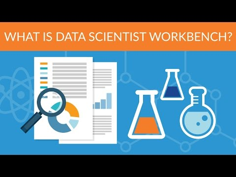 Data Science Hands on with Open source Tools - WHAT IS DATA SCIENTIST WORKBENCH?