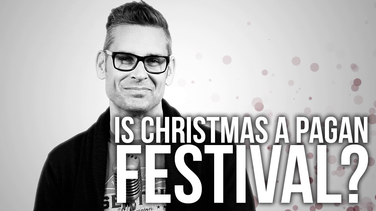 633. Is Christmas A Pagan Festival? - YouTube