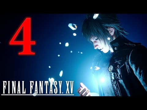 ULTIMA PUNTATA - FINAL FANTASY XV [Walkthrough Gameplay ITA HD - PARTE 4]