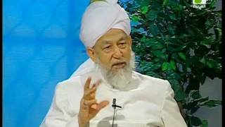 Liqa Ma'al Arab 6 August 1998 Question/Answer English/Arabic Islam Ahmadiyya